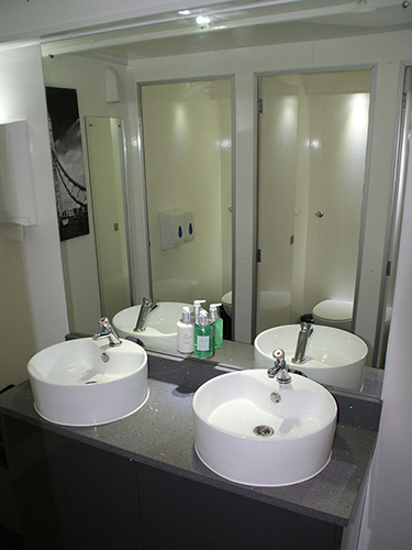 luxury toilets